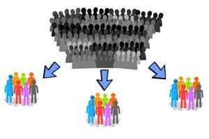 سطوح تقسیم بندی بازار و کارکرد آن در بازاریابی