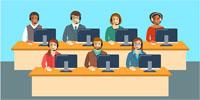 ویژگیهای لازم برای کارکنانی که با مشتریان در تماس هستند